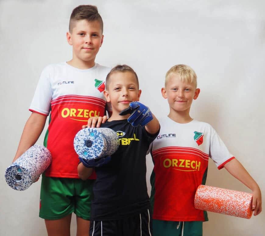Roller dla dziecka OMS KIDS drużyna Blog