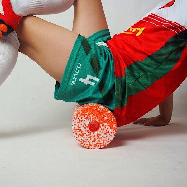 OMS Roller dla dziecka KIDS pomarańczowy