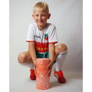 Roller dla dziecka pomarańczowy