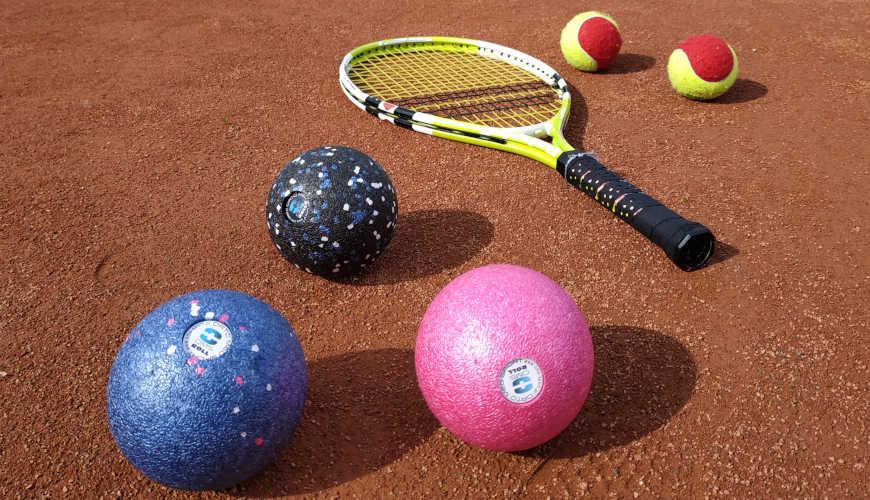 regeneracja tenisisty roller