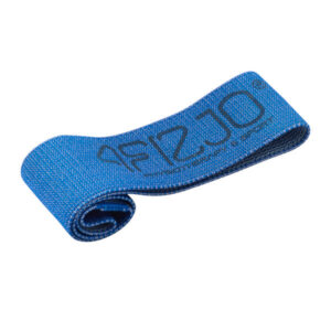 guma treningowa hip band 4fizjo niebieska