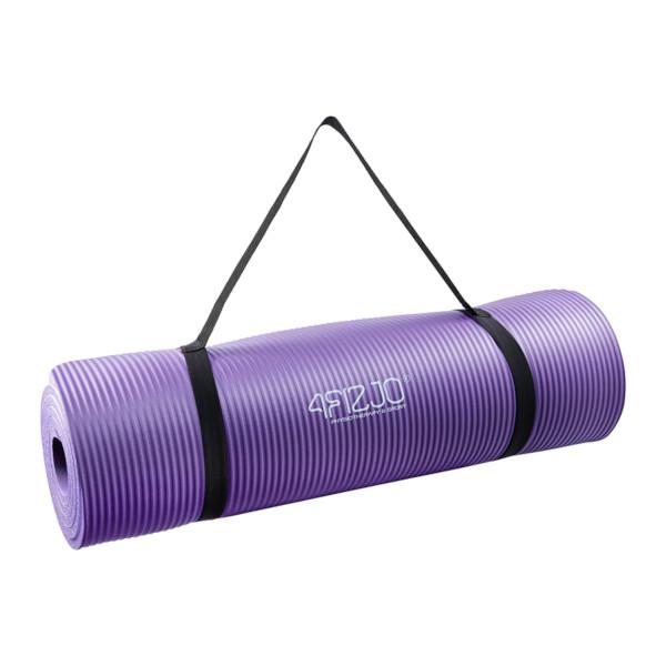 4fizjo mata do ćwiczeń fioletowa