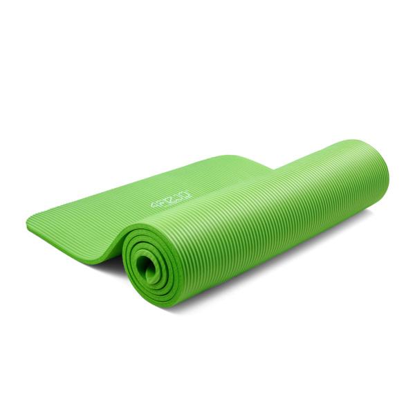 mata do ćwiczeń 4fizjo zielona