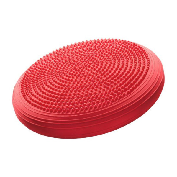 4fizjo poduszka sensomotoryczna med+ czerwona