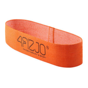 guma mini flex band 4fizjo pomarańczowa