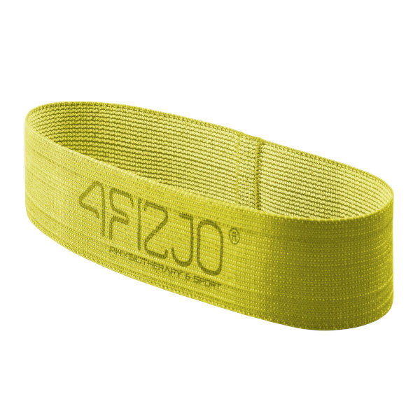 flex hip band 4fizjo żółta