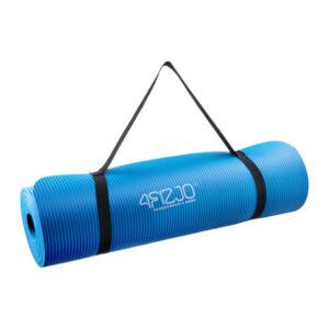 mata fitness do ćwiczeń 4fizjo niebieska