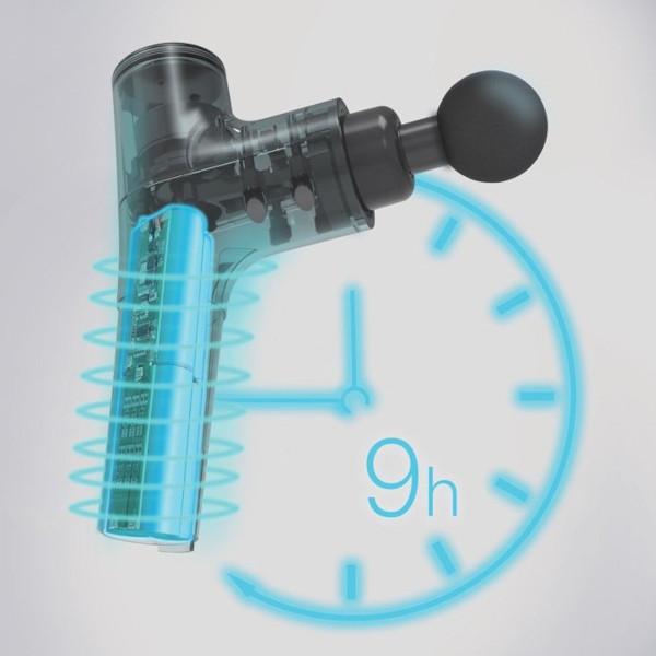 hi5 masażer wibracyjny pistolet do masażu