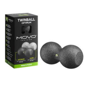 duoball movo optimum podwójna piłka do masażu kręgosłupa